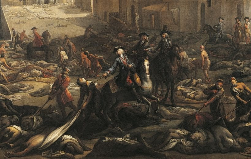 the bubonic plague in europe black death