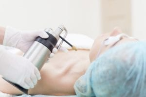 Warts can be gotten rid of using cryotherapy